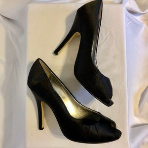 Nina satin shoes